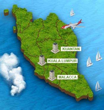 Arenaa Hotels Group Malaysia Hotel Chain