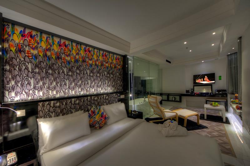 Annexe Deluxe Suite