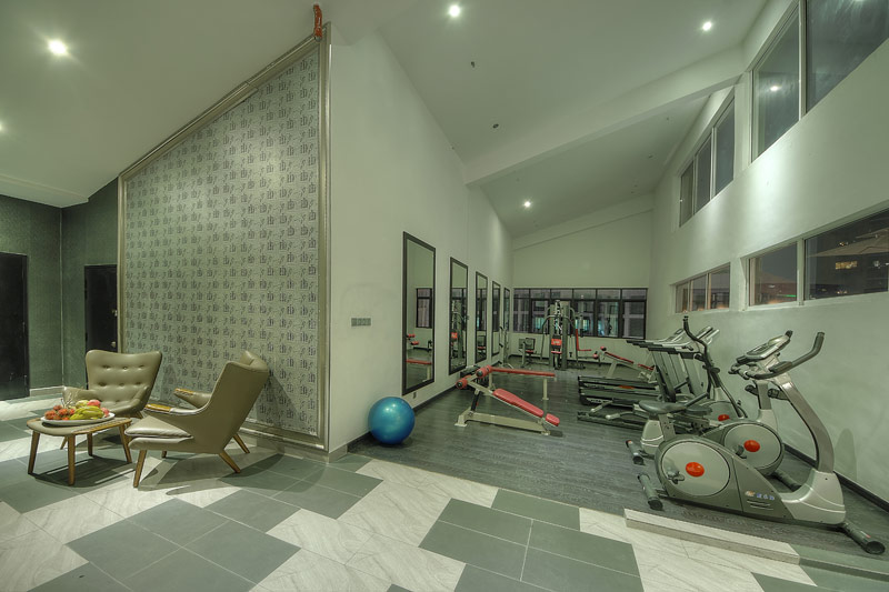 Fitness Room Arenaa Star Hotel Kuala Lumpur Official Site